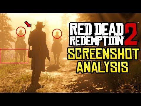 Red Dead Redemption 2 NEW Screenshots IN-DEPTH BREAKDOWN!