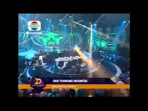 Ira Swara & Alam - Apa Kabar  - Konser Final 6 Besar - DAcademy Indonesia