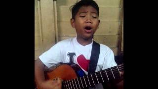 Repeat youtube video Hazama Kurelakan jiwa  cover by hazury 8years old