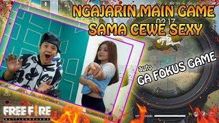 TIPS NGAJARIN MAIN GAME CEWE CANTIK AUTO GA FOKUS - Garena Free Fire