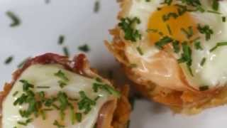 How to Bake Eggs in Your Muffin Tin