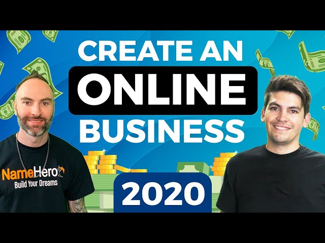 How To Start an Online Business With Wordpress And Web Hosting (Its Easy)