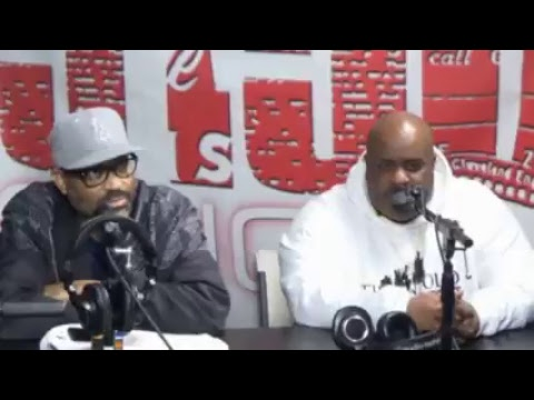 """10-9-18 The Corey Holcomb 5150 Show - Special Guest: Champtown of """"The Untold Story of Hip Hop"""""""