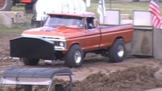 2013 PREBLE COUNTY SMOKEOUT CHEATER STOCK 4X4 GAS TRUCK PULLS