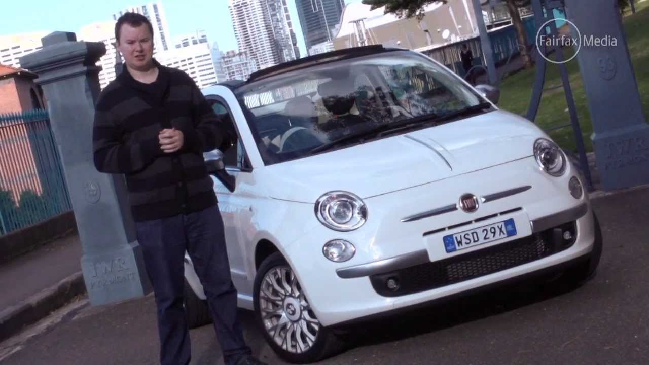 a788c7ca5 Fiat Convertible 500C by Gucci 2013