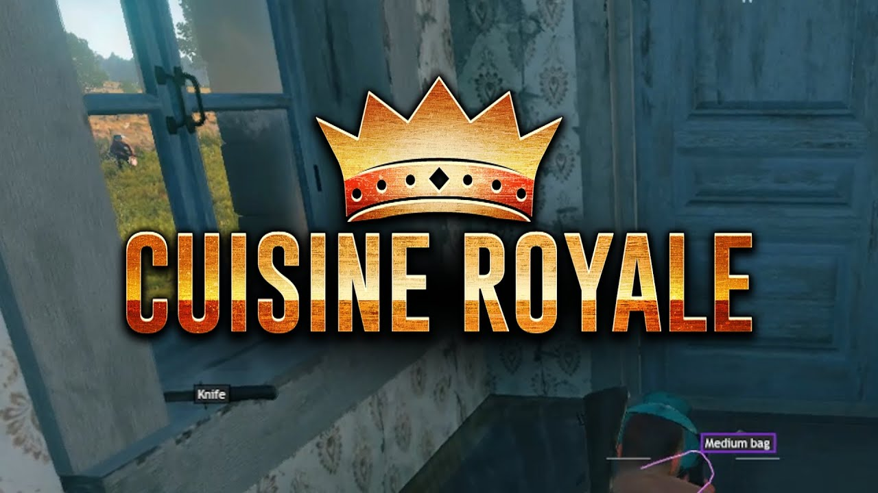 Cuisine Royale How To Heal Cuisine Royal First Time Playing
