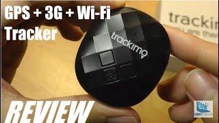 REVIEW: Trackimo Guardian, GPS + 3G GSM Tracker