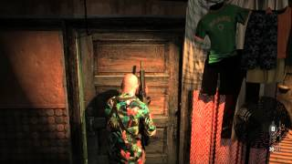 Max Payne 3 PC - Gameplay - High Setting - Favellas