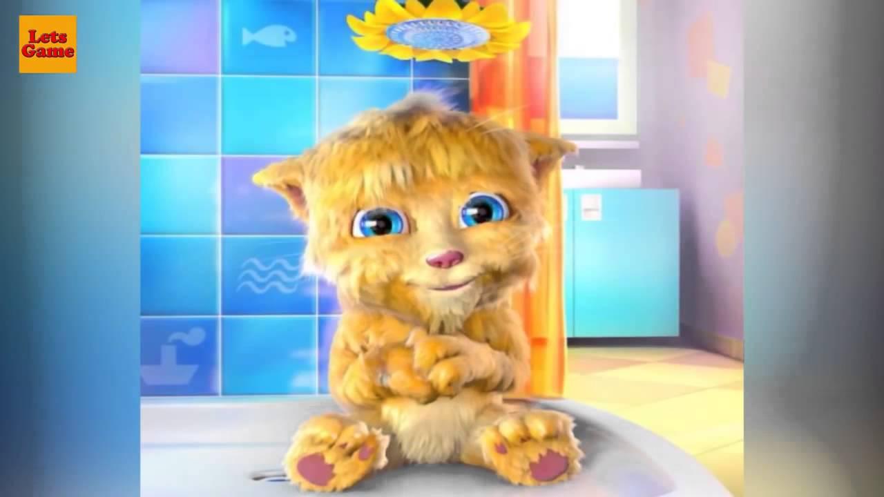 Развивающие мультфильмы про котов