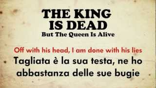 P!nk - The King Is Dead But The Queen Is Alive (testo e traduzione)