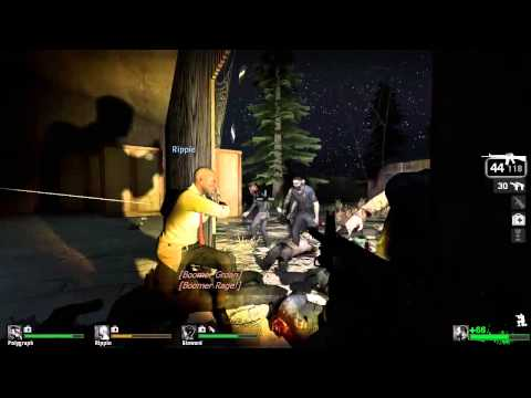 Left 4 Dead Stories: Escape From Toronto [Gloward, Polygraph, Pearce & Rippie]