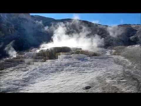 Roadtrip USA: Yellowstone National park