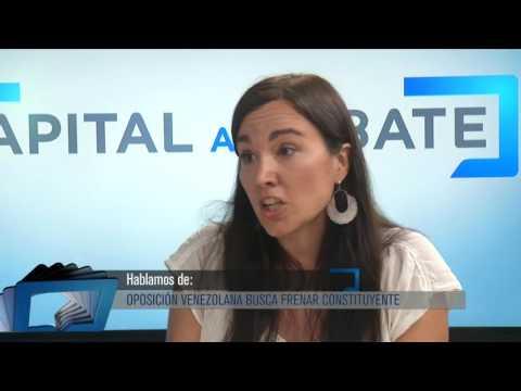 Capital a Debate: La realidad presente de Venezuela