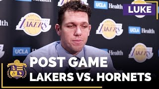 Luke Walton Says Lakers Will Get Better Defensively 'No Matter What It Takes'