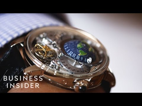 Why This Watch Costs Over $450,000