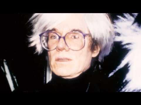 Andy Warhol's Fright Wig Self-Portraits