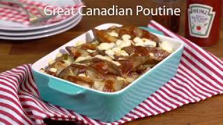 Great Canadian Poutine