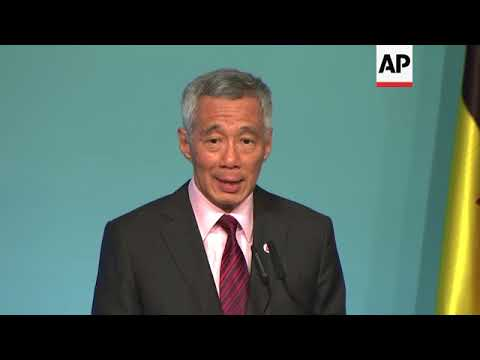 Singapore PM cautious on outcome of Korean talks
