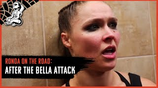 Ronda on the Road… from RAW Chicago (After the Bella Attack)