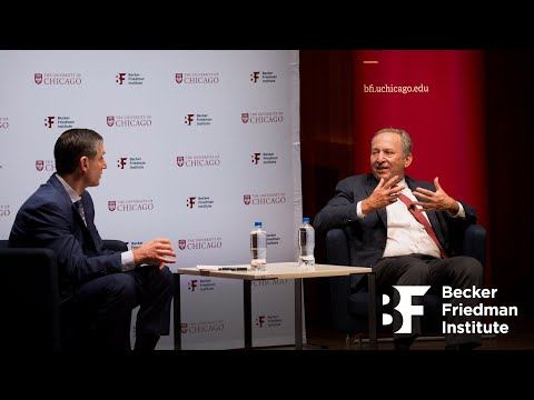 Roundtable Discussion with Former U.S. Treasury Secretary Lawrence H. Summers