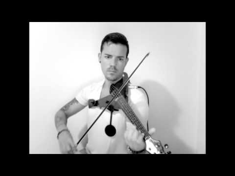 John Legend   All Of Me LIVE Violin Cover By Robert Mendoza