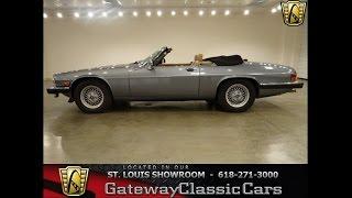1989 Jaguar XJS - #6162 - Gateway Classic Cars St. Louis