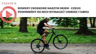Rowery crossowe naszym okiem - czego powinniśmy od nich wymagać?