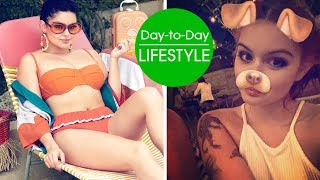 Ariel Winter Daily Activities 2018 - Ariel Winter day to day Lifestyle 2018