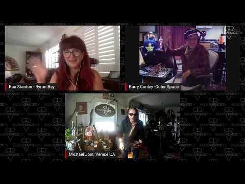 Radio Venice ft. The Blood Moon Howlers, Bine + Wolf, Feisty Heart, Barry Conley and Michael Jost