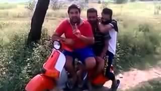Chetak scooter punjabi song video