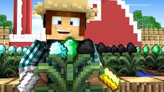 Minecraft : PLANTAS DE MINÉRIOS !! - The Sims Craft 2 #09