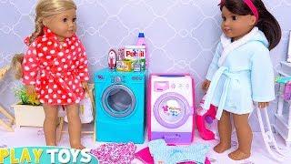 ag dolls washing machine contest