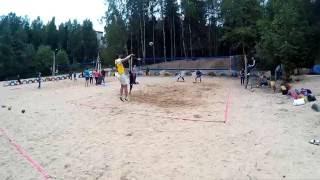 Открытие сезона 2016 Пляжный волейбол в Сертолово