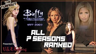 Buffy The Vampire Slayer All Seasons Ranked (All 7) - Best and Worst