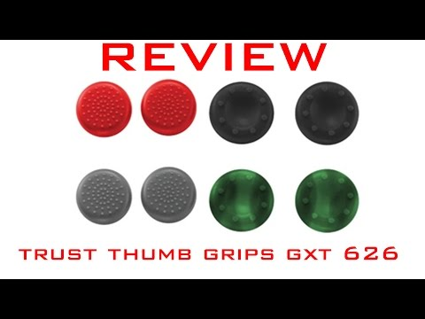 Review Trust GXT 262 Thumb Grip PS4
