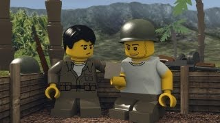 LEGO WAR IN THE PACIFIC thumbnail