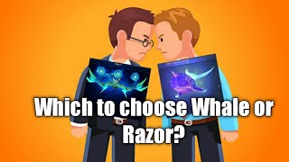MU ORIGIN2: WHALE OR RAZOR WHICH IS BETTER?FULL EXPLANATION !!!