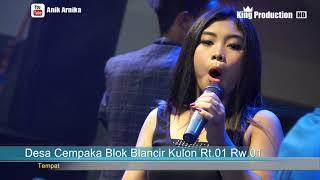 Cuma Mantan - Dede Risty - Arnika Jaya Live Desa Cempaka Talun Cirebon