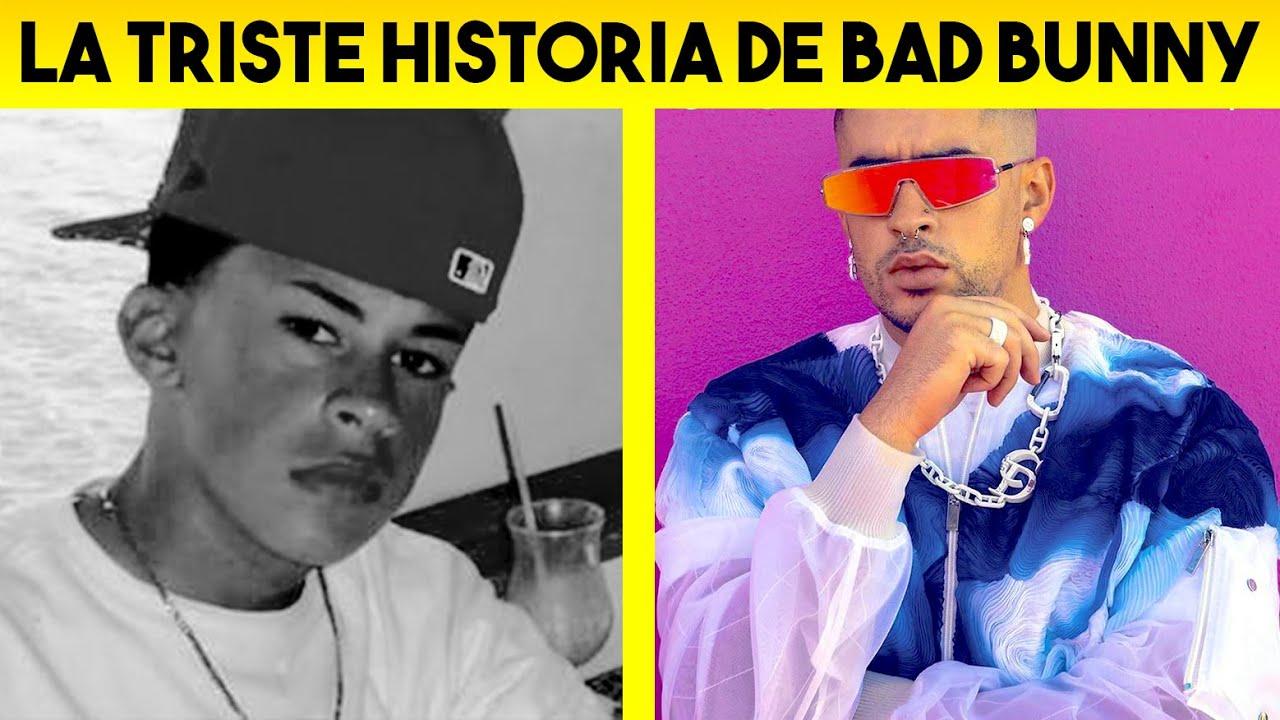 Download La Triste Historia De BAD BUNNY   Detrás De La FAMA 2020   VETE