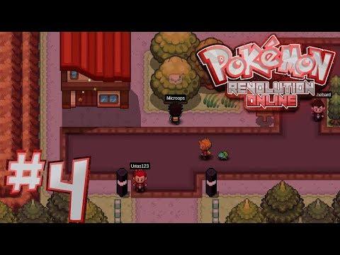 In Pewter City! - #4 Pokémon Revolution Online [Deutsch/German]