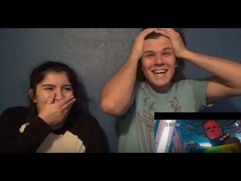 Deadpool, Meet Cable Trailer Reactions