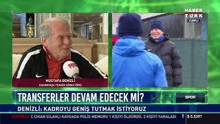 Mustafa Denizli Habertürk'te (Özel Röportaj)