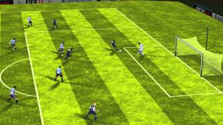 FIFA 13 iPhone/iPad - Argentina vs. United States