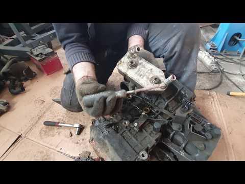 Почему погибла акпп Volkswagen Bora перегрев . Чистите теплообменник