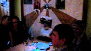 Вечеринка в стиле Мулен-руж Кафе Дартс-Хаус