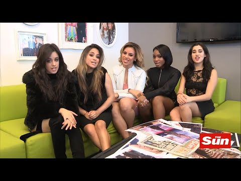 FIFTH HARMONY ANSWERS TWITTER QUESTIONS [The Sun]