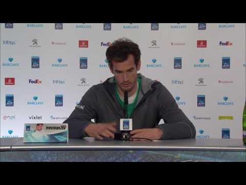 Andy Murray Semi-finals Press Conference