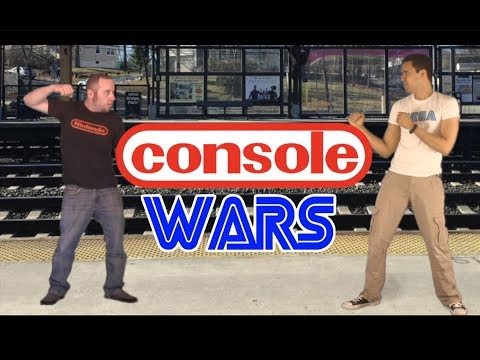 Channel Trailer : Console Wars thumbnail