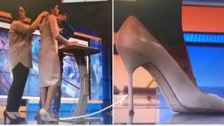 Дружина Петра Порошенка приголомшила своїми туфлями всю Україну
