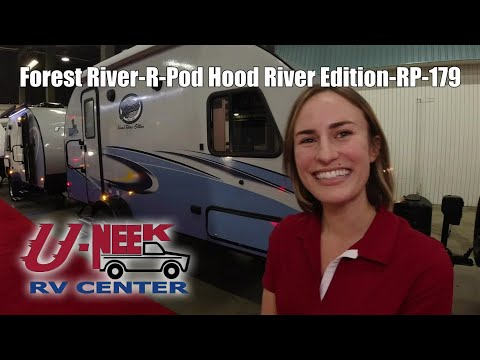 forest-river-r-pod-hood-river-edition-rp-179---by-uneek-rv-of-kelso,-wa